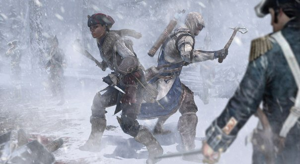 Assassin's Creed 3: Liberation будет портирована на PC, PS3 и Xbox 360