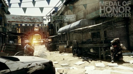 В ожидании Medal of Honor: Warfighter